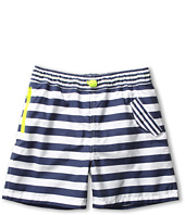 Stella McCartney Kids - Taylor Boys Striped Swimshort (Toddler/Little Kids/Big Kids)