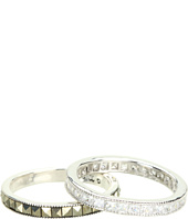 Judith Jack - Square Cut Stackable Ring