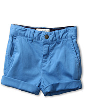 Stella McCartney Kids - Lucas Boys Foldover Chino Short (Toddler/Little Kids/Big Kids)