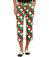 Loudmouth Golf - Jingle Balls Capri