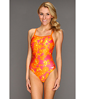 Speedo - Graphic Daisy Flyback One Piece