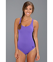 Speedo - Mesh Side Splice One Piece