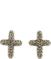 Judith Jack - 60221665 Cross Stud Earrings