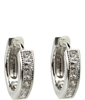 Judith Jack - 60226960 Square Cut Small Hoop Earrings