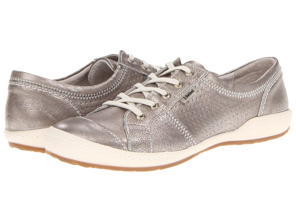 Josef Seibel Caspian (Platin Metallic) Women's Shoes