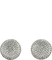 Michael Kors - Brilliance Concave Pave Stud Earrings