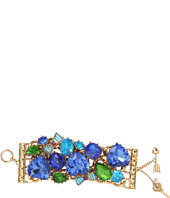 Betsey Johnson - Blue Lagoon Gem Bracelet