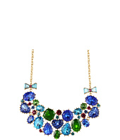 Betsey Johnson - Blue Lagoon Gem Station Necklace