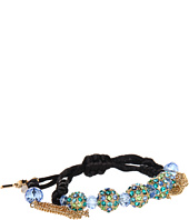 Betsey Johnson - Blue Lagoon Toc Fireball Pulley Bracelet