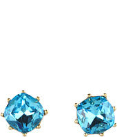 Betsey Johnson - Blue Lagoon Gem Stud Earrings
