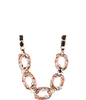 Betsey Johnson - Vintage Rose Link Necklace