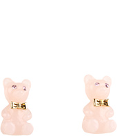 Betsey Johnson - Candylane Gummy Bear Stud Earrings