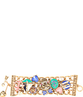 Betsey Johnson - Ivy League Skull Bracelet