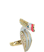 Betsey Johnson - Ivy League Pelican Ring