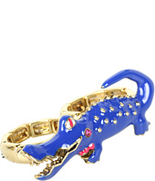Betsey Johnson - Ivy League Alligator 2 Finger Ring