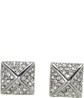 Juicy Couture - Pave Stud Earrings