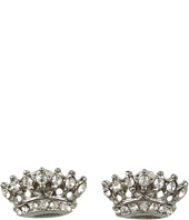 Juicy Couture - Crown Stud Earrings