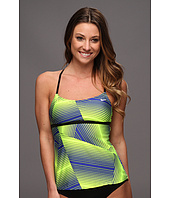 Nike - Electric Break Racerback Tankini