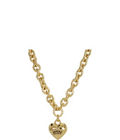 Juicy Couture - Puffed Heart Necklace