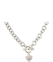 Juicy Couture - Juicy Pave Icon Necklace