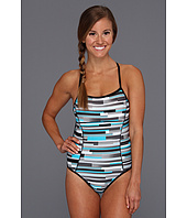 Speedo - Bars and Blocks Reversible One Piece