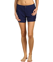 Speedo - Elastic Back Waist Boardshort w/Zip Pocket