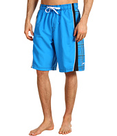 Speedo - Classic Plaid Splice Volley Short