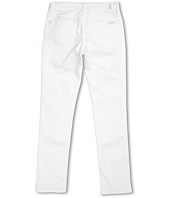 7 For All Mankind Kids - Girls' Roxanne Skinny in Clean White (Big Kids)