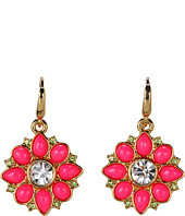 Juicy Couture - Small Cabochon Earrings