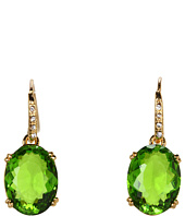 Juicy Couture - Small Oval Drop Earrings