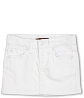 7 For All Mankind Kids - Girls' Skirt in Clean White (Little Kids)
