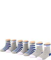 7 For All Mankind Kids - Boys' 7 Socks for 7 Days (Infant)