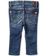7 For All Mankind Kids - Girls' The Skinny in Spring Blue (Infant)