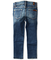 7 For All Mankind Kids - Girls' The Skinny in Spring Blue (Little Kids)
