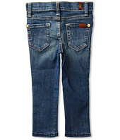 7 For All Mankind Kids - Girls' The Skinny in Spring Blue (Toddler)