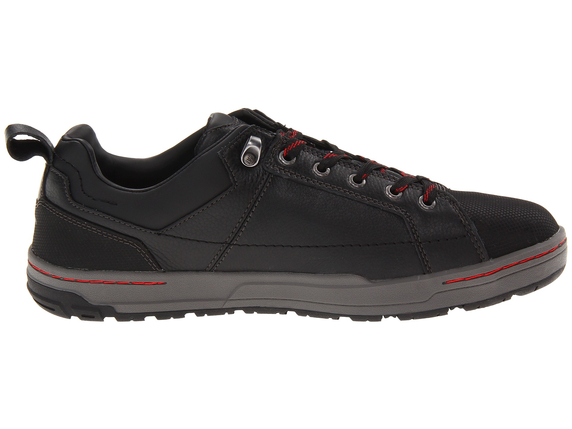 Steel Toe 627, Black