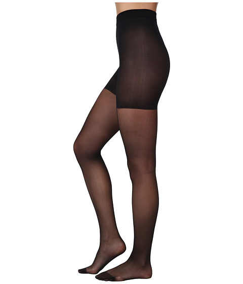 Wolford Individual 10 Control Top Tights - Black
