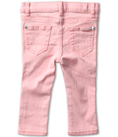 7 For All Mankind Kids - Girls' The Skinny in Belladonna w/ Glitter (Infant)