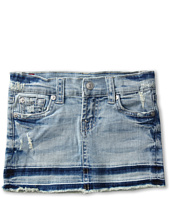 7 For All Mankind Kids - Girls' Skirt in Bleach Out (Little Kids)