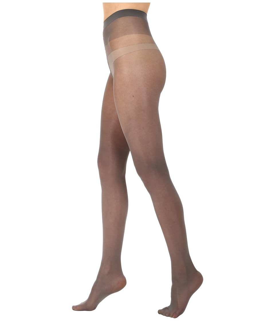 Wolford Satin Touch 20 Tights Steel/Stealth Gray/Stealth Gray Hose