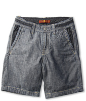 7 For All Mankind Kids - Boys' Short in Medium Indigo (Little Kids/Big Kids)