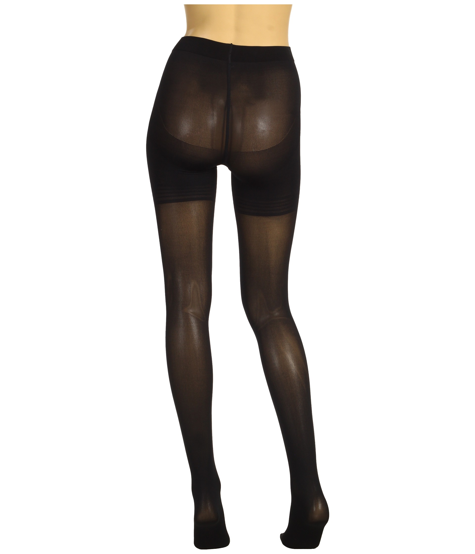 16f5576f3f Wolford Power Shape 50 Control Top Tights Black