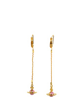 Vivienne Westwood - Miniature Orb Long Earrings