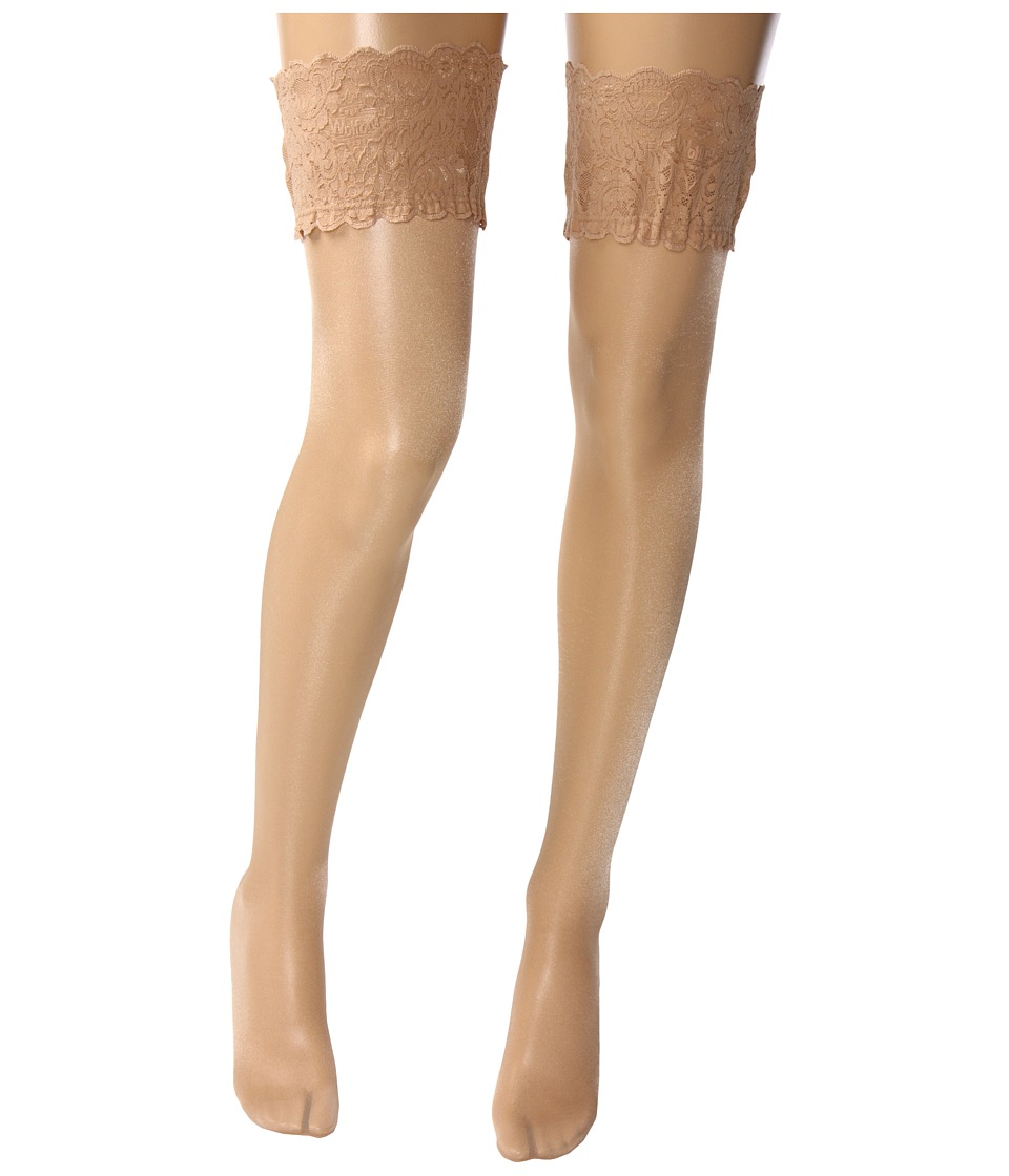 Wolford Satin Touch 20 Stay-Up Thigh Highs (Cosmetic) Wom...