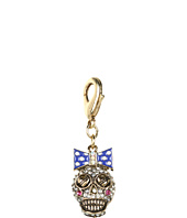 Betsey Johnson - Ivy League Skull Charm