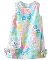 Lilly Pulitzer Kids - Little Lilly Classic Shift w/ Lace (Toddler/Little Kids/Big Kids)