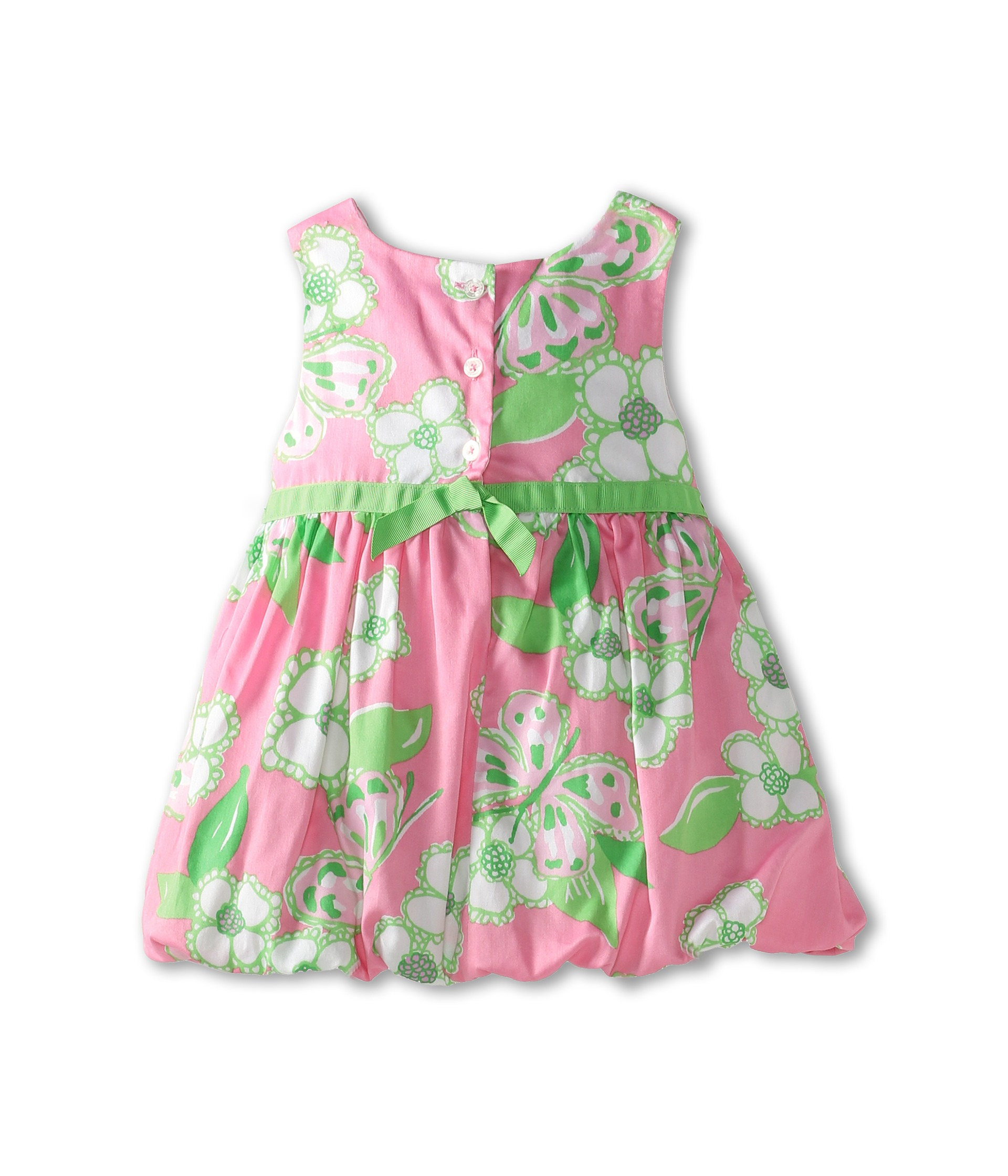 Lilly Pulitzer Kids Britta Baby Bubble Dress Infant Pretty