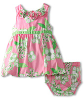 Lilly Pulitzer Kids - Britta Baby Bubble Dress (Infant)