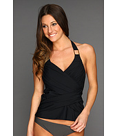 Spanx Swimwear - Whittle Waistline Draped Tankini Top
