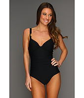 Spanx Swimwear - Riveting Ruched One Piece